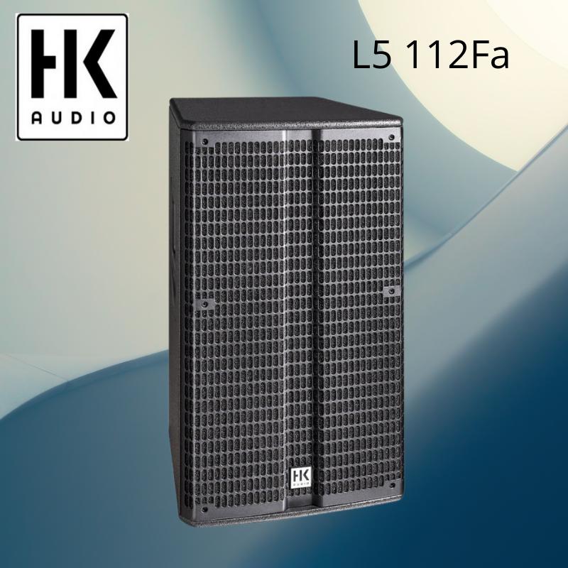 Hk Audio L5 112Fa Caja Acústica Amplificada