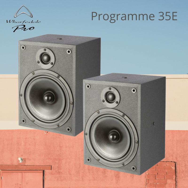 Wharfedale Pro Programme 35E Altavoz para Instalación (Pareja)