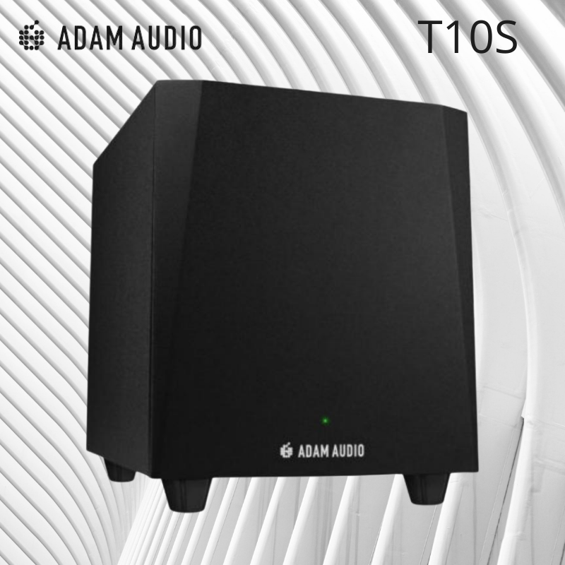 Adam Audio T10S Subwoofer Amplificado para Estudio