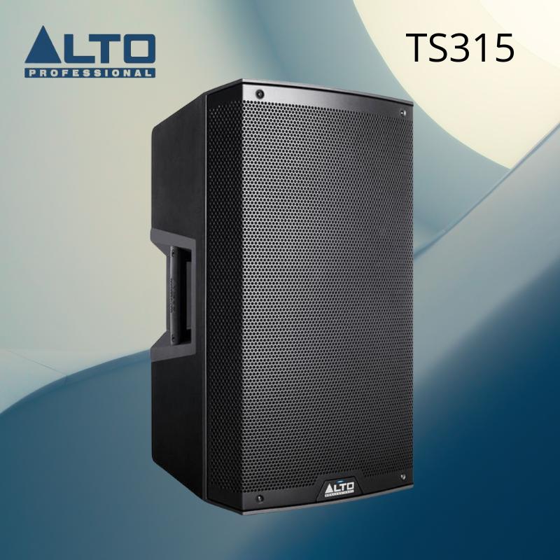 Alto Ts315 Altavoz Amplificado