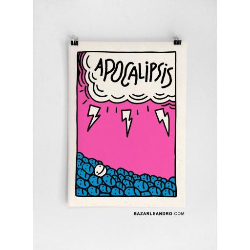 APOCALIPSIS. (A3 plus)