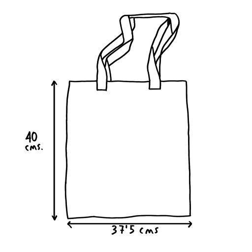 Bolsa de tela LIBRO [3]