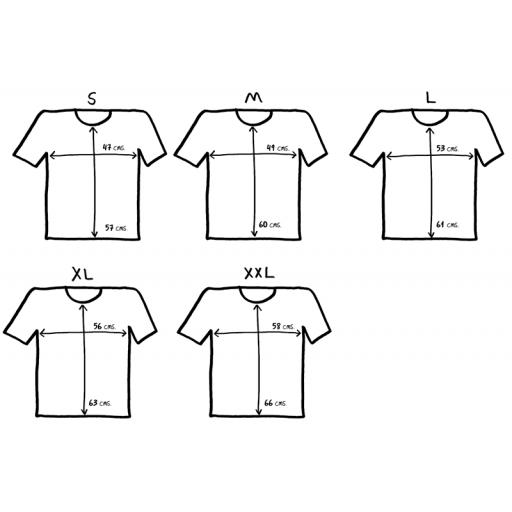 Camiseta blanca HOLY SHIT [3]