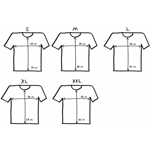 Camiseta blanca CACTUS [2]