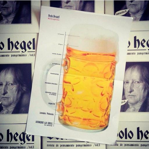 Solo Hegel. Revista de pensamiento pangermánico. [3]