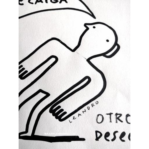 METEORITO. Ilustración original. [1]