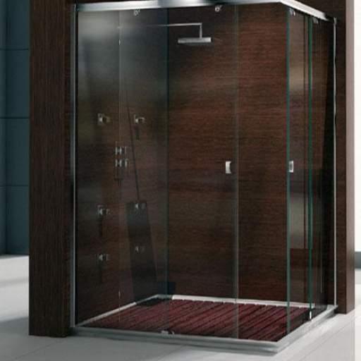 H-A2L2, mampara para ducha