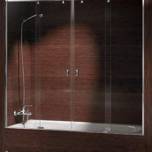 ABL4-E desde 690.- euros fabricación a medida, mampara frontal baño. CONSULTENOS