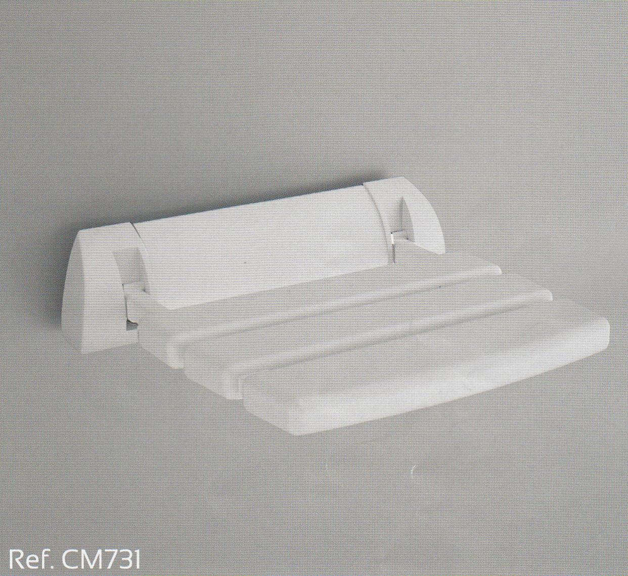 Asiento para ducha CM731