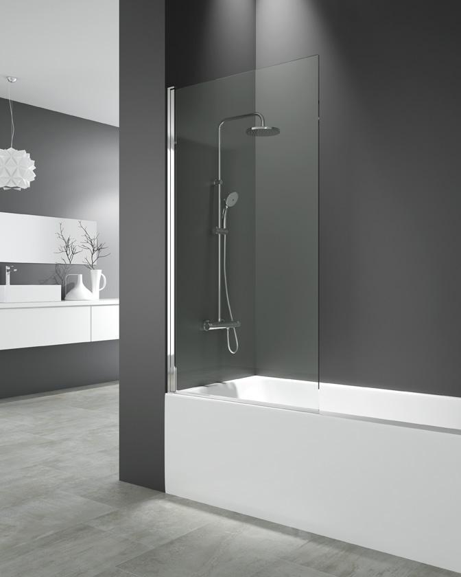 AQUA PANEL-1, mampara de baño