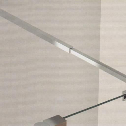 TV MILAN fijo + puerta, mamparas para duchas [1]