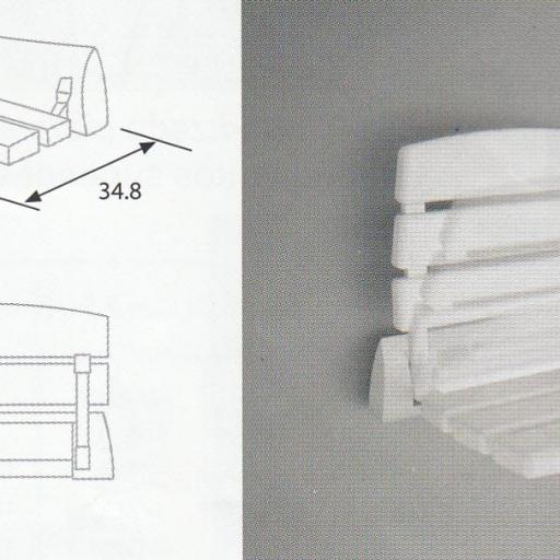 Asiento para ducha CM731 [1]