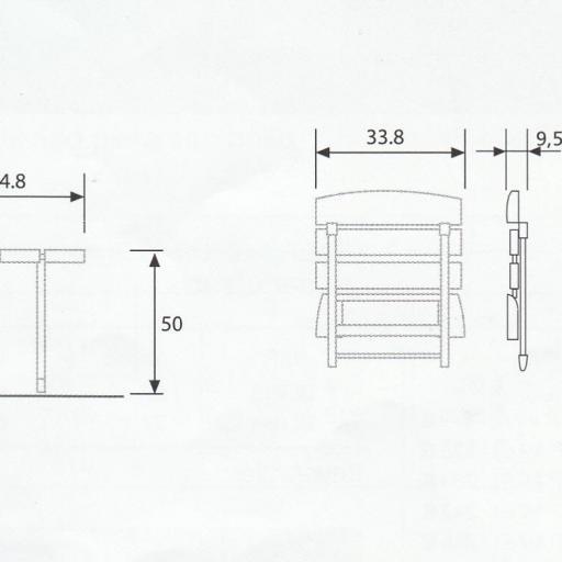 Asiento ducha modelo CM730 [1]