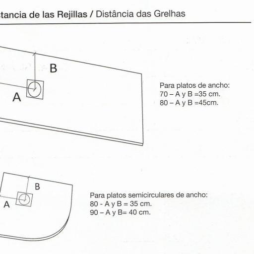 PLATO SEMICIRCULAR PIZARRA DOCCIA [2]