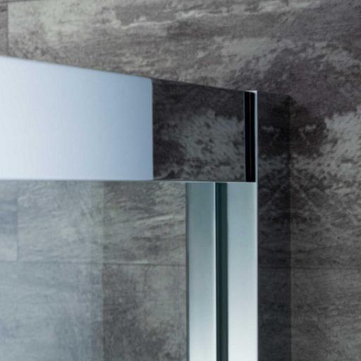 Mampara ducha, VTB 2+2, angular corredera, calidad a un precio muy económico [1]