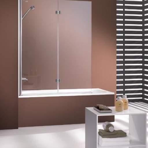 HUP 308 mampara bañera plegable [0]