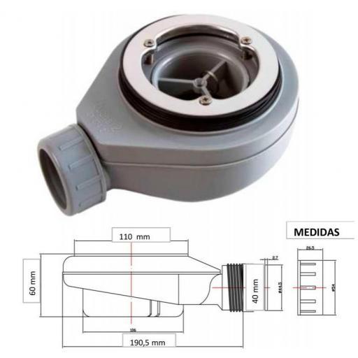 ARDESIA SEMICIRCULAR R-550 [2]
