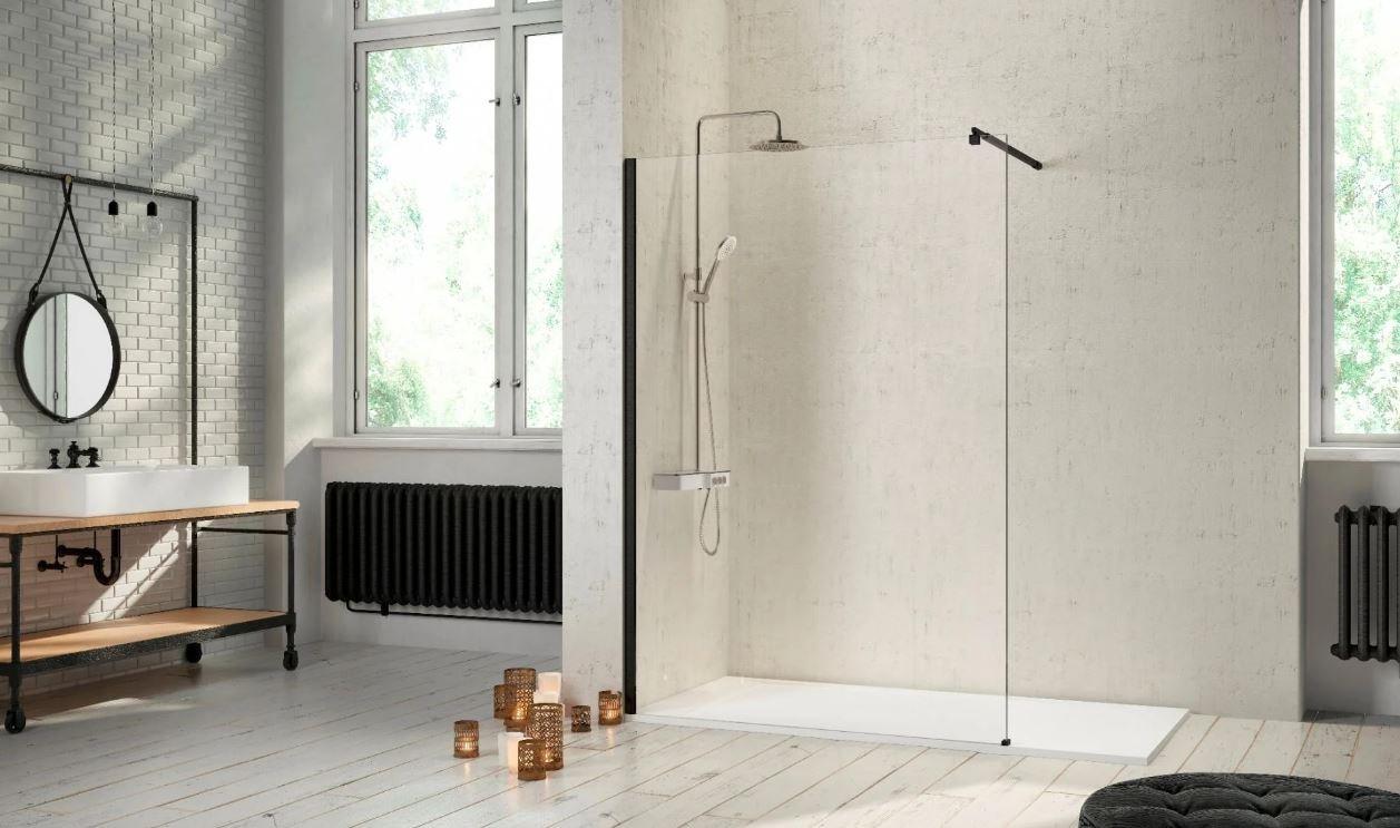 baños modernos industriales