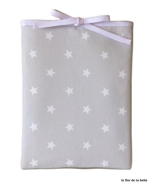 Porta pañales Serie Grey Star 2
