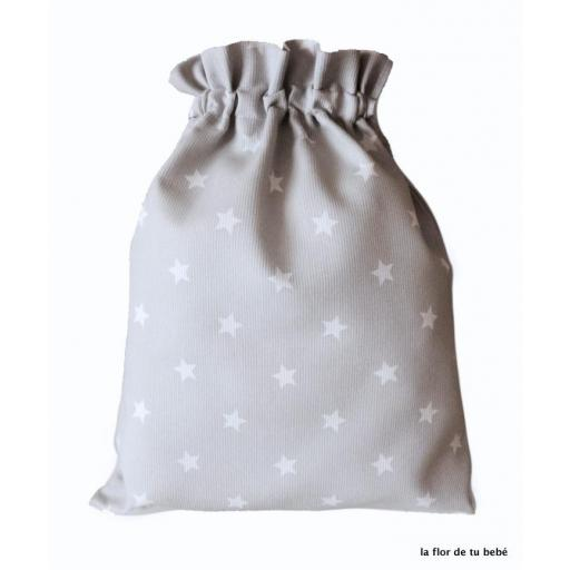 SERIE GREY STAR. Bolsa de mudas.
