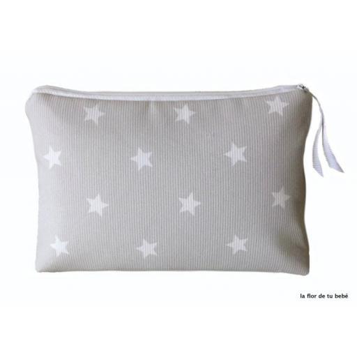 Neceser BEBÉ SERIE Grey Star 2 [1]