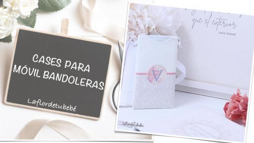 CASES BANDOLERA PARA MÓVIL