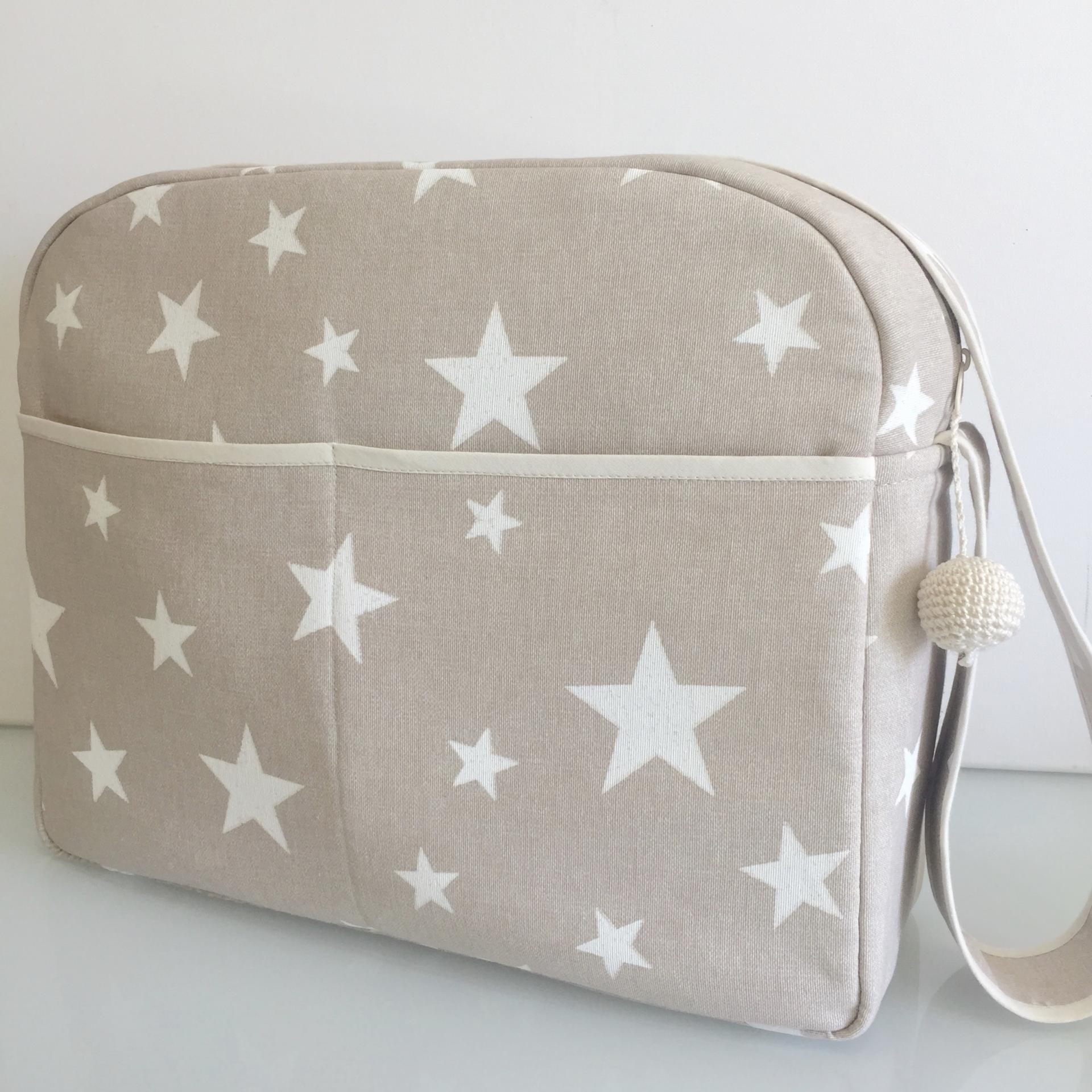 Bolso de carro para bebé, Serie Cream Star