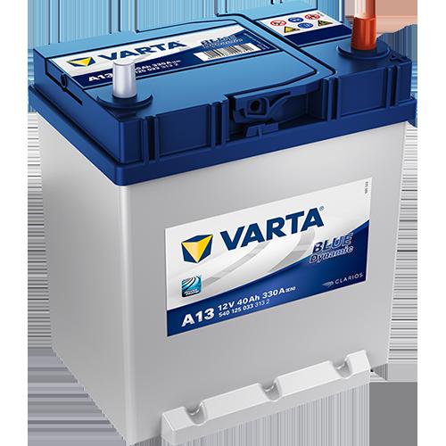 Batería de Coche VARTA A13 40Ah