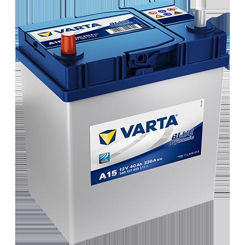 Batería de Coche VARTA A15 40Ah