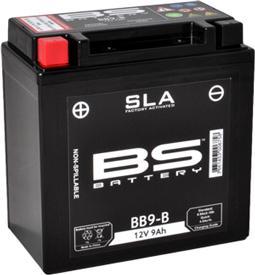 Batería de Moto BB9-B BS Baterias