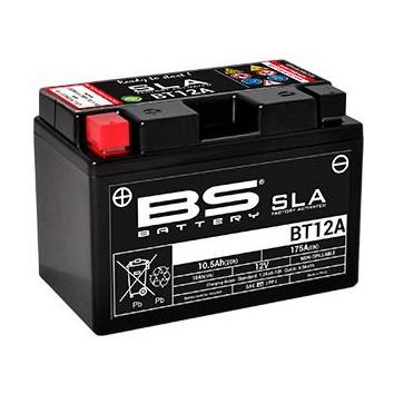 Batería de Moto BS BT12B-4