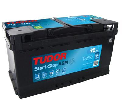 Batería de Coche TUDOR TK950 AGM 95Ah