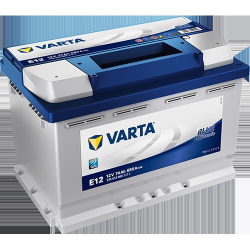 Batería de Coche VARTA E12 74Ah