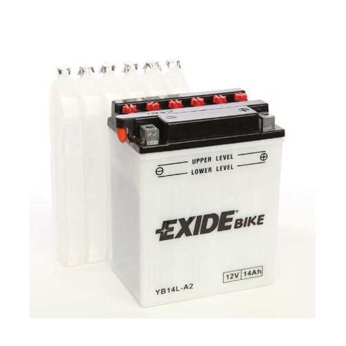 Batería de Moto EXIDE EB14L-A2 (YB14L-A2)