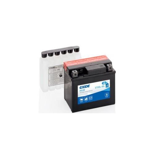 Batería de Moto EXIDE ETX5L-BS (YTX5L-BS) [0]