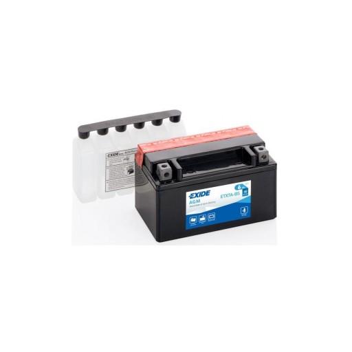Batería de Moto EXIDE ETX7A-BS (YTX7A-BS)