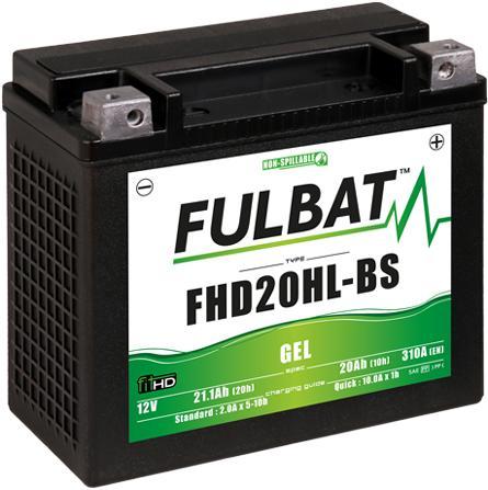 Batería para Harley FHD20HL-BS FULBAT