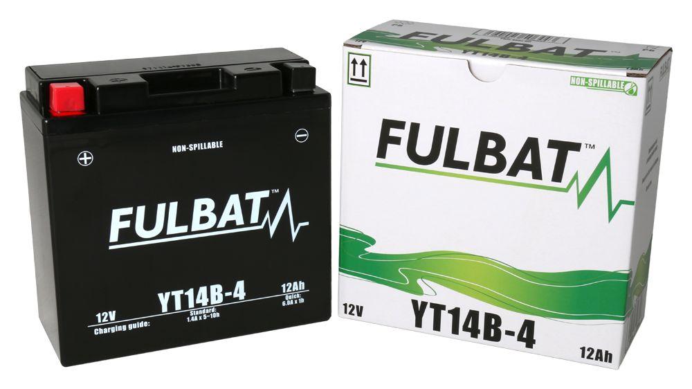 Batería de Moto FT14B-4 FULBAT