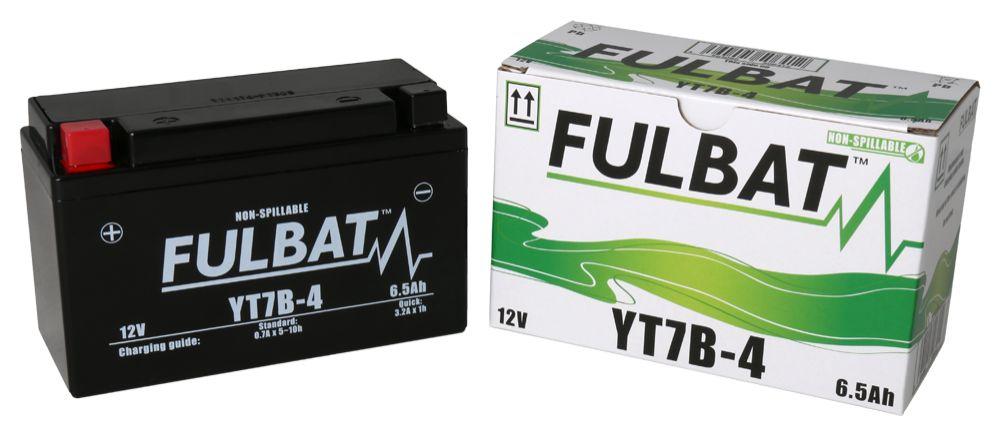 Batería de Moto FT7B-4 FULBAT