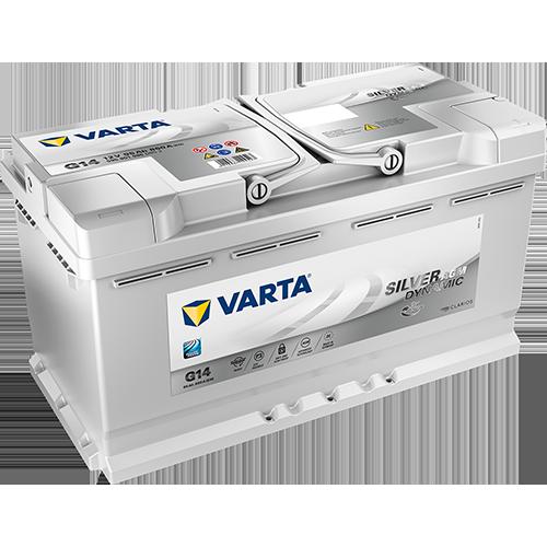 Batería de Coche VARTA G14 AGM 95Ah
