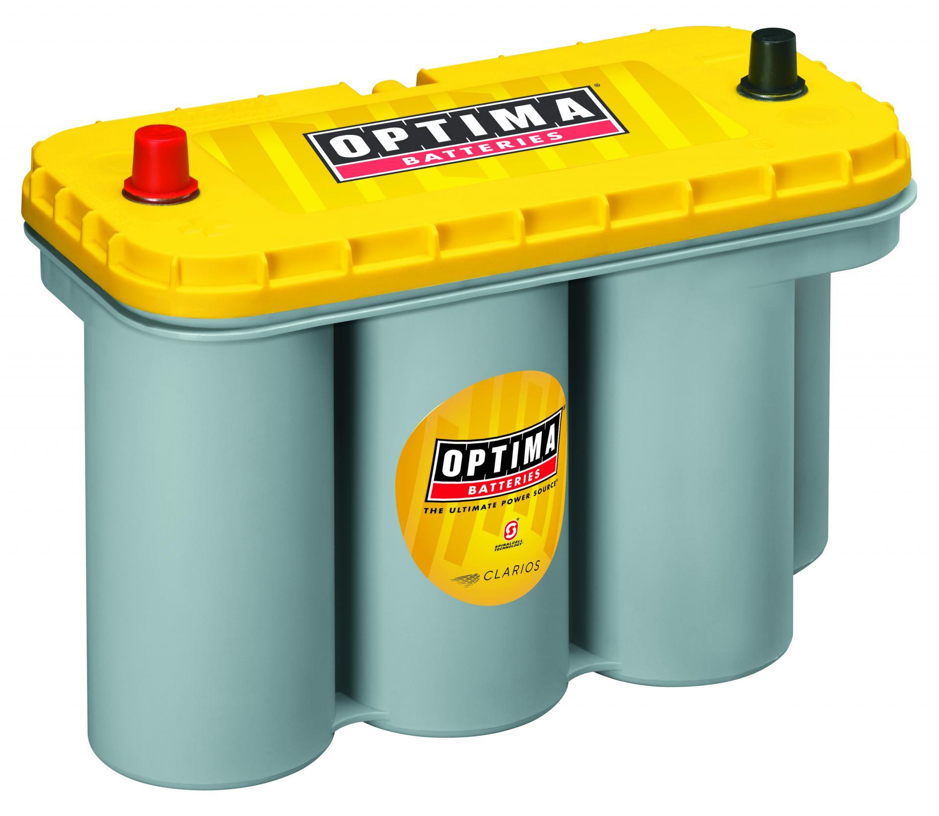 Batería Optima YTS 5.5 Yellow Top 75ah 975A