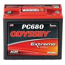 Batería de Moto Odyssey PC680