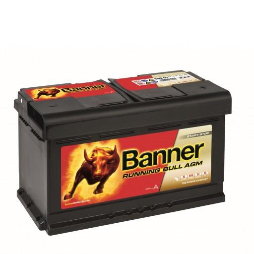 Batería de Coche BAnner AGM580 80Ah [0]