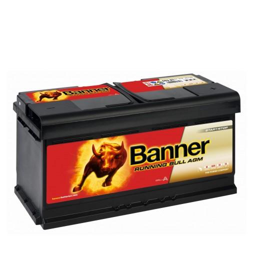 Batería de Coche BAnner AGM592 92Ah