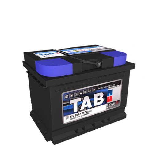 Batería de Coche TAB S60 60Ah