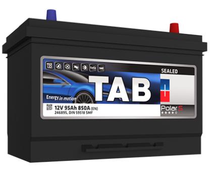 Batería de Coche TAB S95J 95Ah