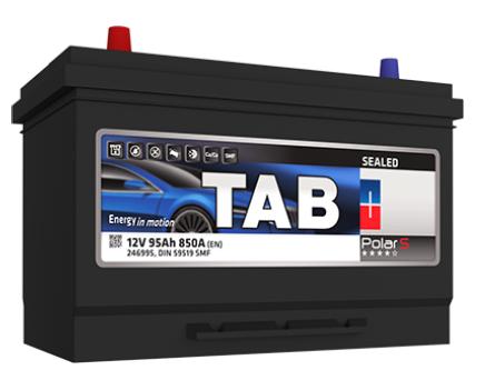 Batería de Coche TAB S95JX 95Ah
