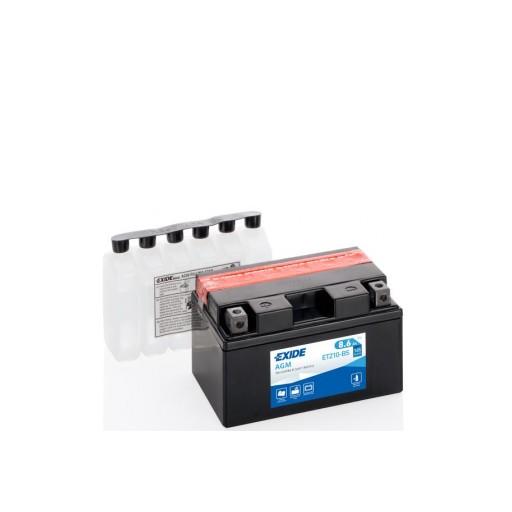 Batería de Moto EXIDE ETZ10-BS (YTZ10S) [0]