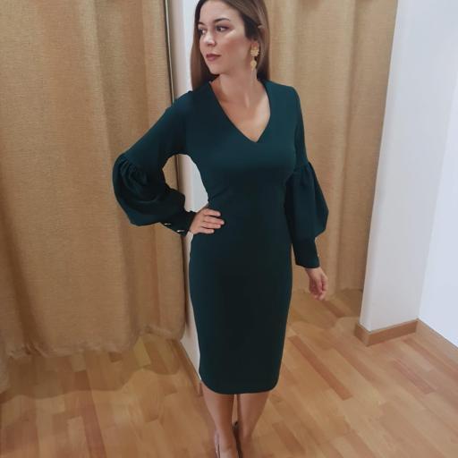 Vestido Skoda