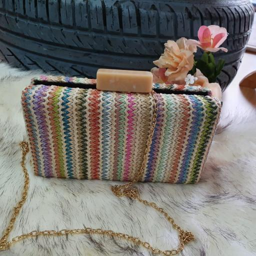 Cartera Clutch Amaya [0]